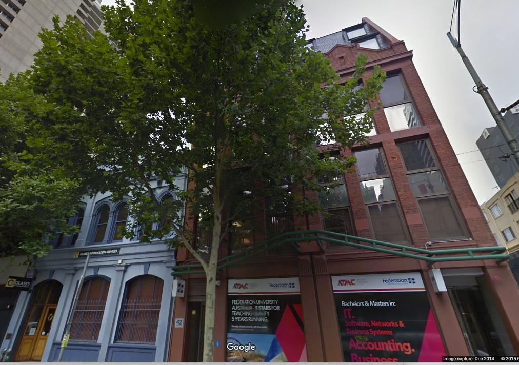 CBD | 42-50 La Trobe Street | 43L | 131m | Student accommodation