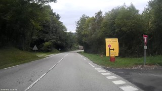AnnecyToDogoinRoadClosed