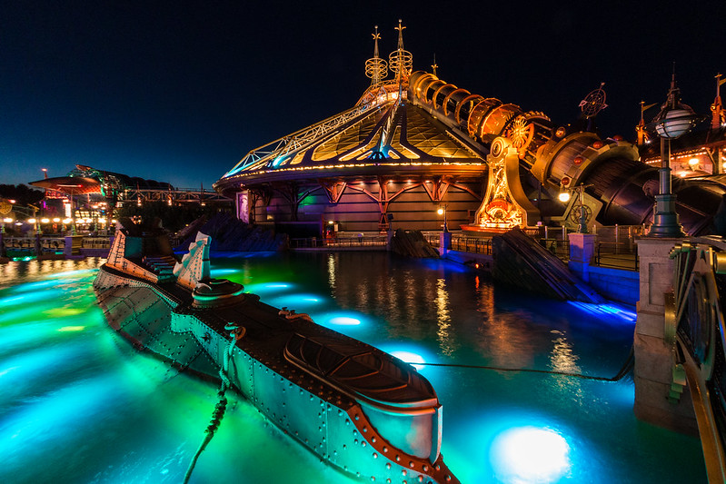 Photos de Disneyland Paris en HDR (High Dynamic Range) ! - Page 21 21617167379_0e1d4293e7_c