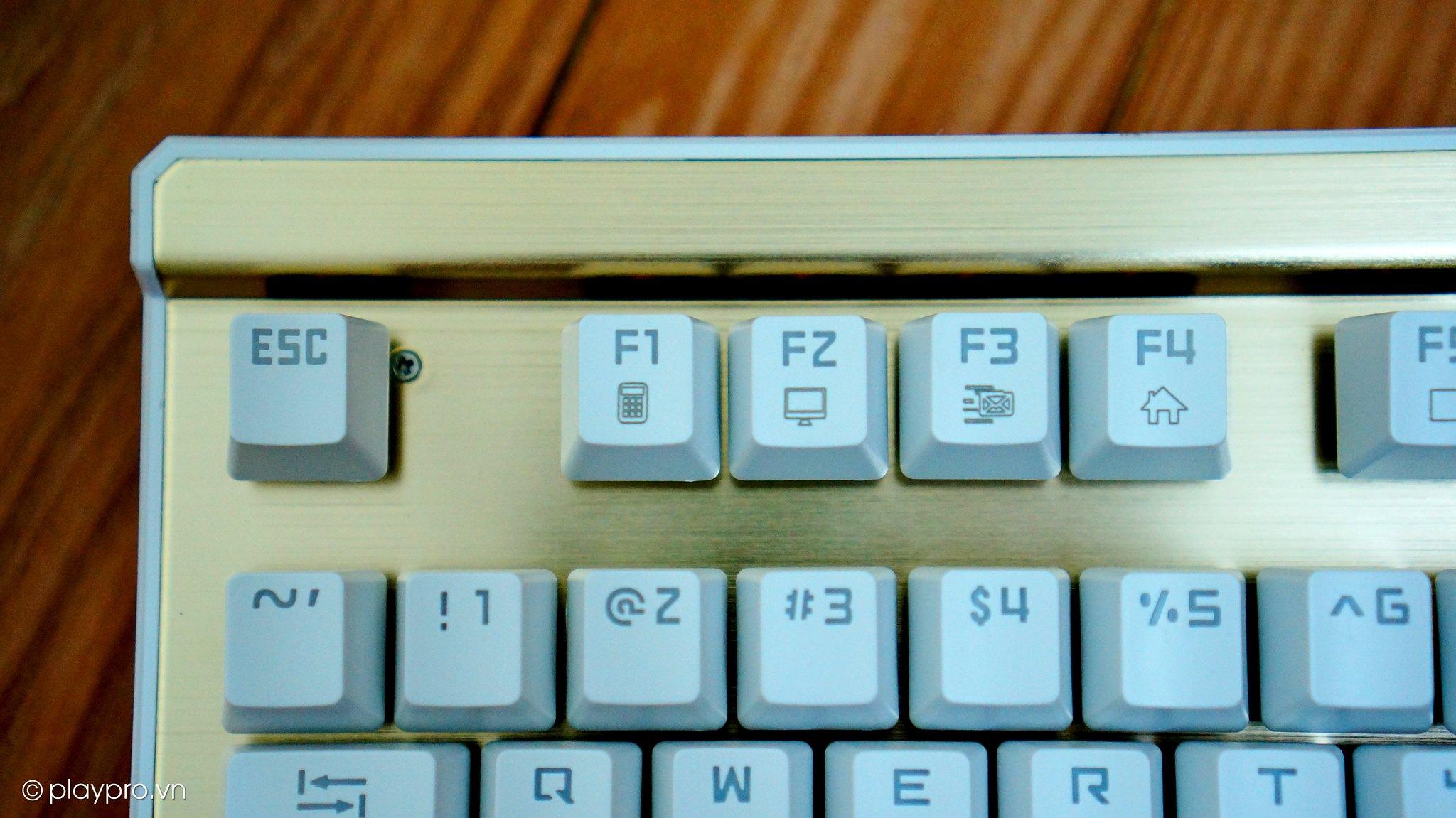 bàn phím cơ Newmen GM600
