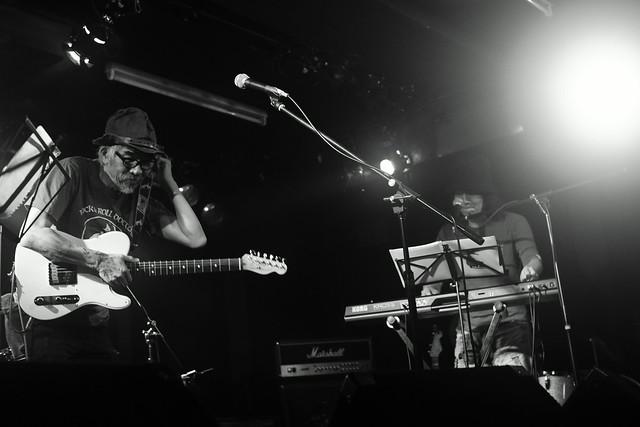 ファズの魔法使い live at 獅子王, Tokyo, 08 Oct 2015. 386