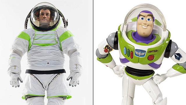 Buzz Lightyear suit