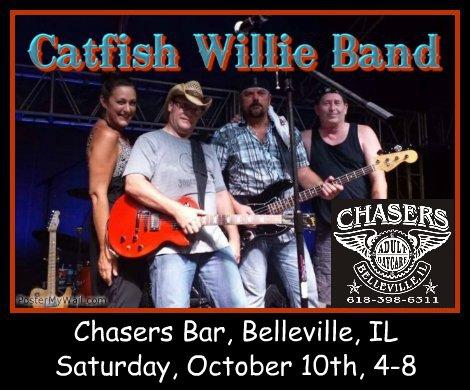Catfish Willie Band 10-10-15