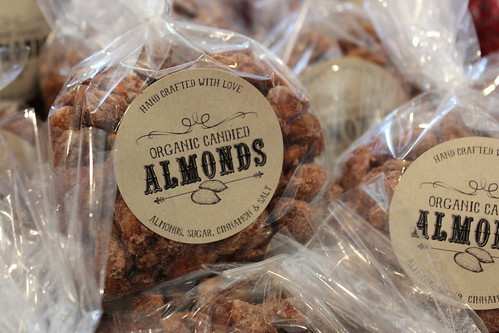 Candied Nuts & Seeds are Perfect for Fundraisers!