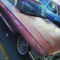 Classic #pink.  #car #classiccar #igboston