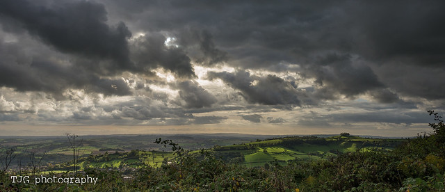 Storm over Kelston