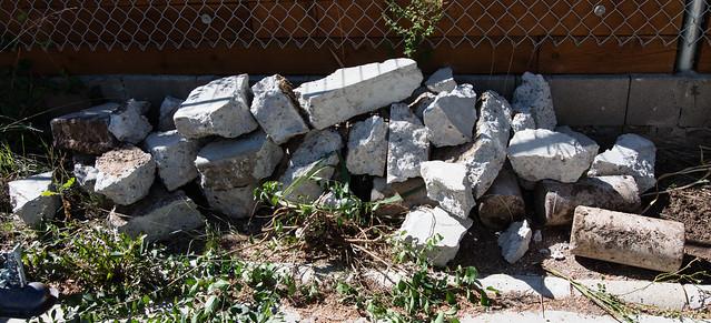 Debris Pile 1