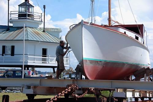 Floating Fleet: Isabel, 1926 trunk cabin power cruiser