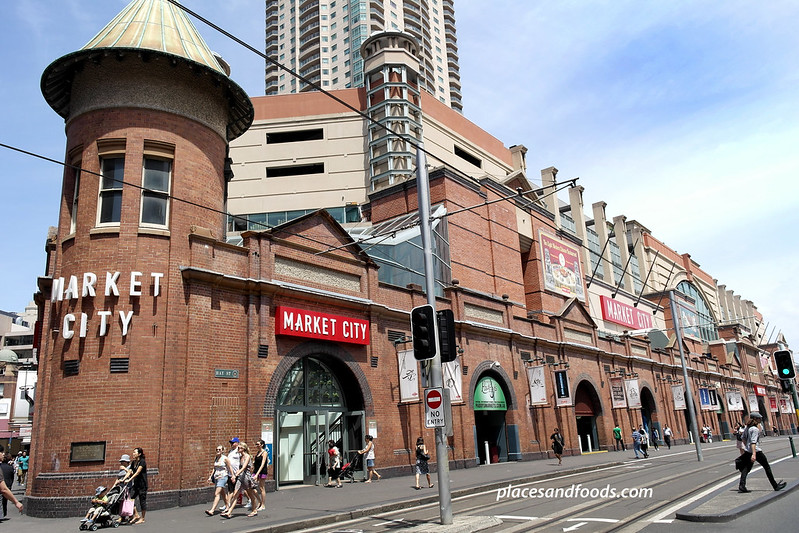 sydney market city