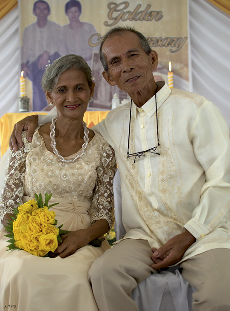 Golden Wedding Anniversary (2)