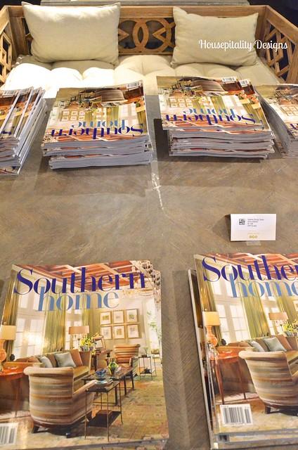 Southern Home Magazine - Housepitality Designs