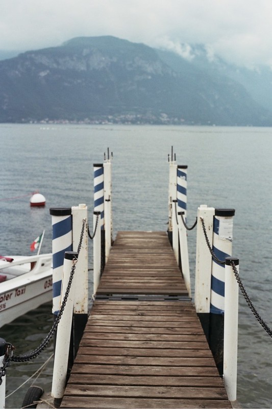 Different kind of blues at Lake Como // Schorlemädchen