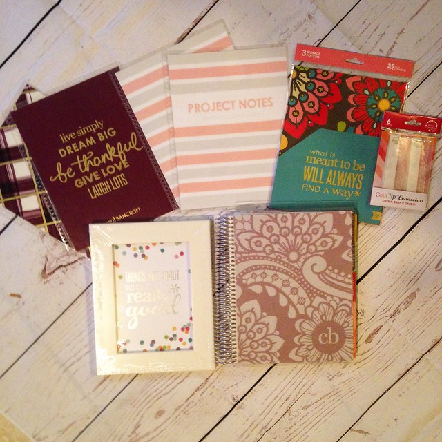 new erin condren goodies