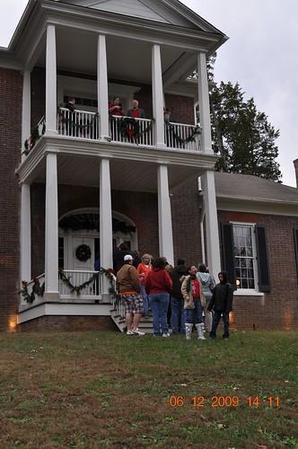 Belle Mont Mansion