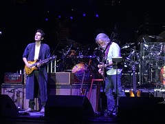 John Mayer and Bob Weir, Dead and Company, Los Angeles Forum, New Years Eve 12.31.2015