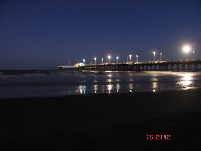 Muelle noche 1