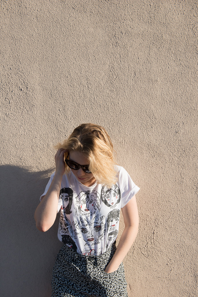 Тави Гевинсон — Фотосессия для «The Coveteur» 2014 – 11
