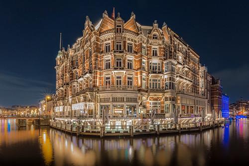 Hotel De L'Europe, Amsterdam - Explored