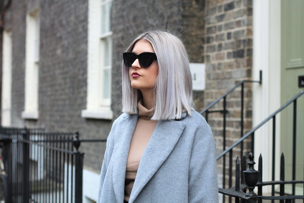 topshop grey jacket6