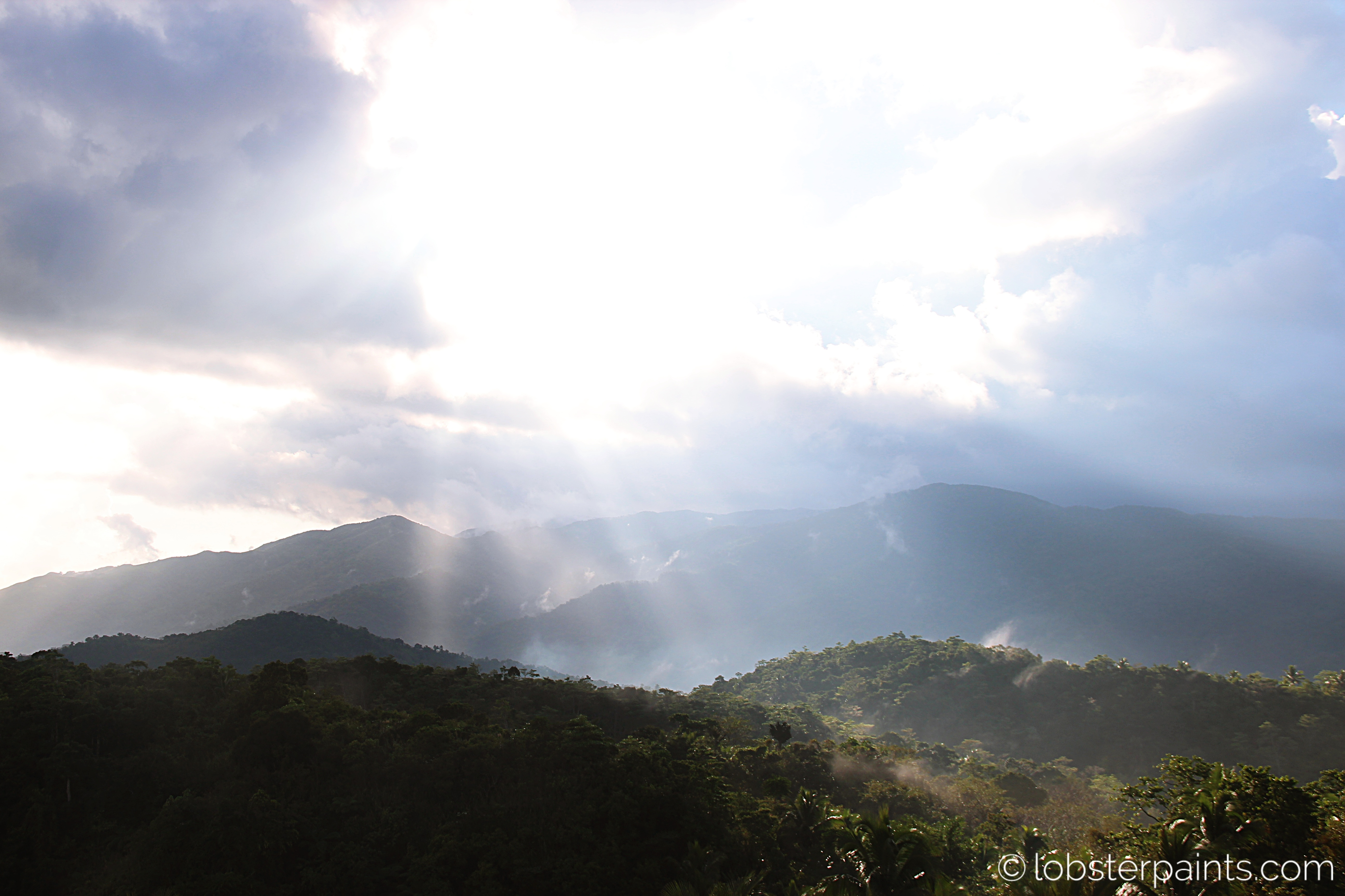 12 Oct 2015: Pagasa Weather Station | Catanduanes, Bicol, Philippines