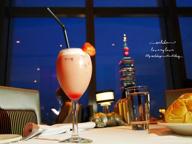 台北101夜景景觀餐廳推薦莫爾頓牛排館 Morton's The Steakhouse (14)