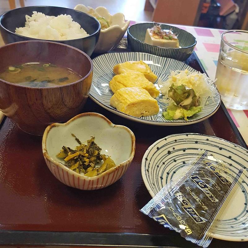 Japanese Style Breakfast