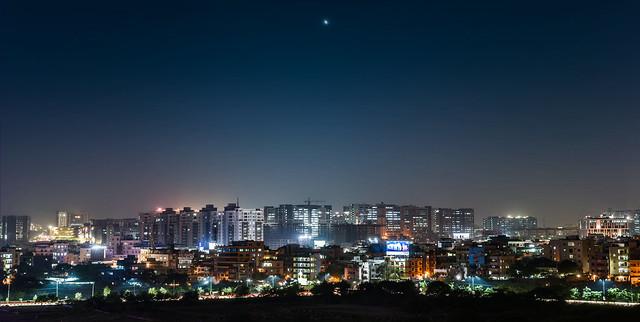 Hyderabad , India, Midnight