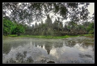 Siem Reap K - Bayon 02