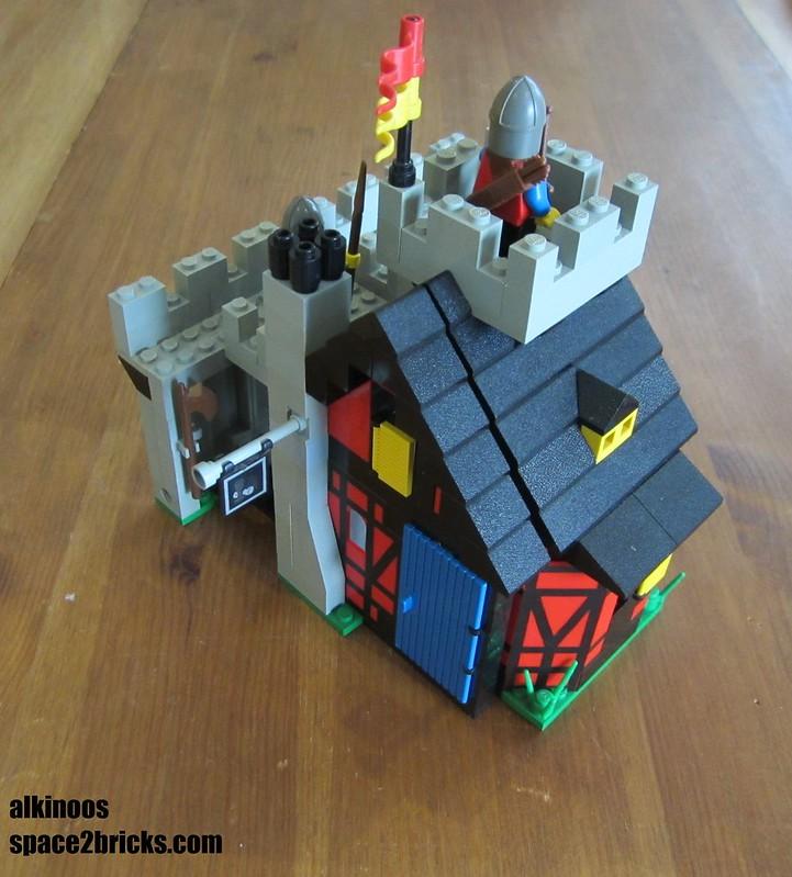 Set Lego 6067 p11