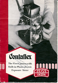 Contaflex (TLR) - Camera-wiki org - The free camera encyclopedia