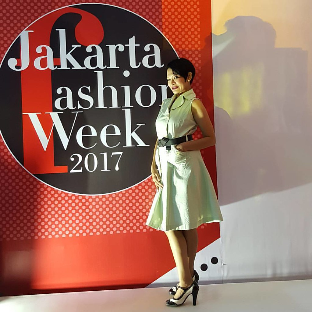 Astrid amalias most recent flickr photos picssr me and my reflection at the jakarta fashion week 2017 jfwofficial stopboris Images
