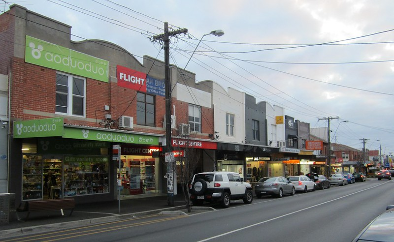 Bentleigh, Centre Road, 2015