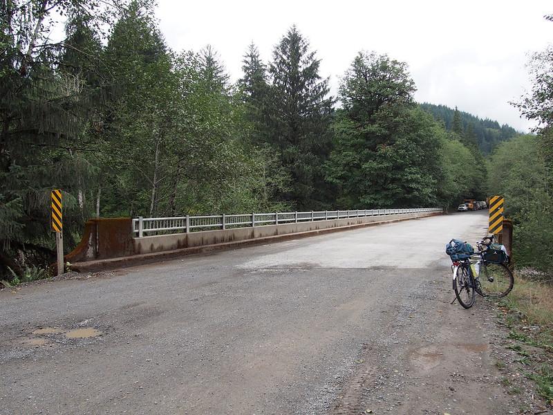 Middle Fork Rd Bridge