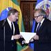 Ambassador of Brazil Presents Credentials
