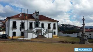 Viagem pedag�gica - Cidades Hist�ricas de Minas Gerais