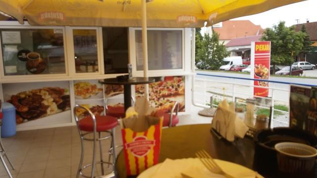 Croatia fast food - good to