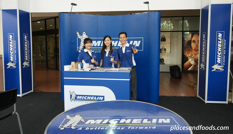 fuwah michelin one utama registration