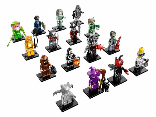 LEGO 71010 Collectible Minifigures Series 14 Monsters B