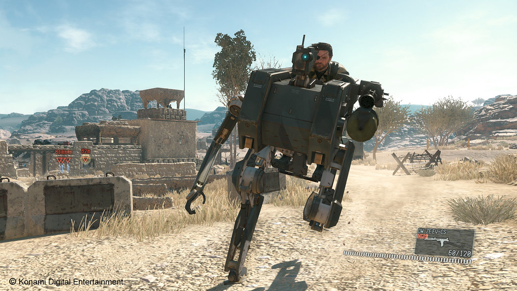 10 reasons why you should pick up Metal Gear Solid V: The