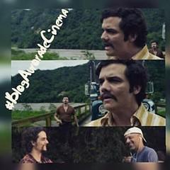 Wagner Moura engordou 20kg para fazer o traficante Pablo Escobar no seriado #Narcos, que estreia amanhã na #netflix com direção de José Padilha... #BlogAuroradeCinemaindica  #wagnermoura #pabloescobar