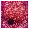 #net #metal #black #hole #abstract #hipstamatic #infrared by zaman babu