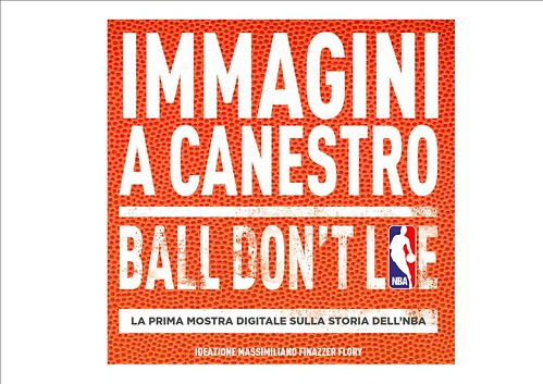 Mostra multimediale NBA per i Celtics a Milano