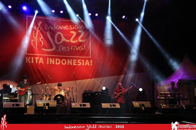 Indonesian Jazz Festival 2015 - Kirshna Balagita(2)