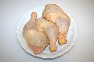 06 - Zutat Hähnchenschenkel / Ingredient chicken legs