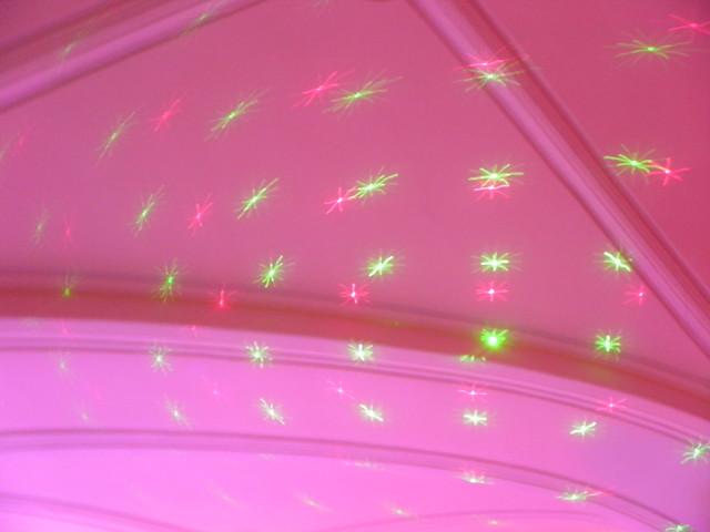 «Звездочки» на потолке