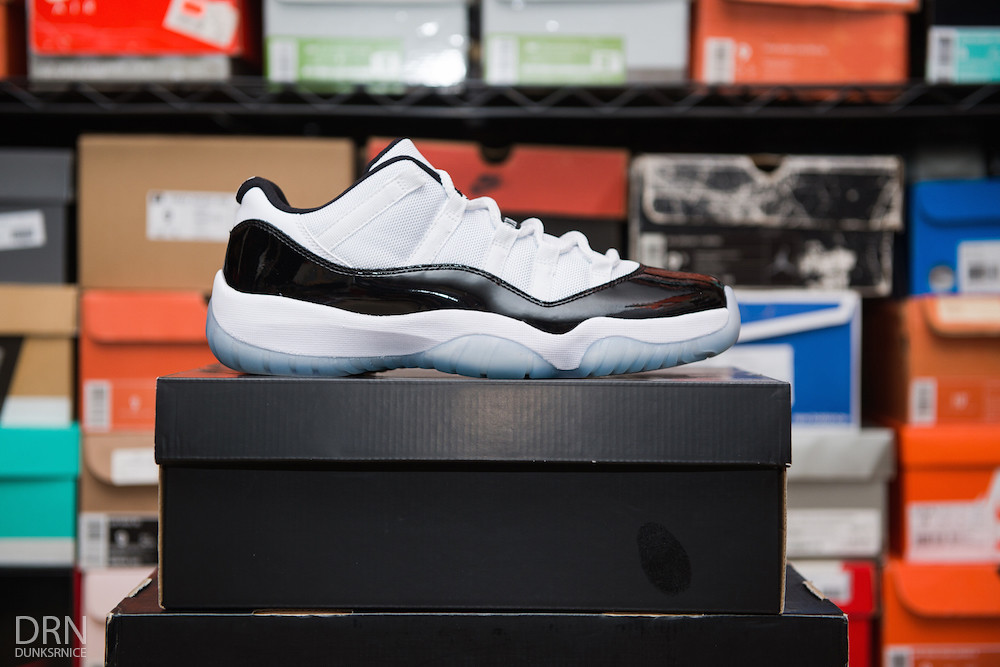 2014 Concord Low XI's.