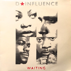 D-INFULENCE:WAITING(JACKET A)