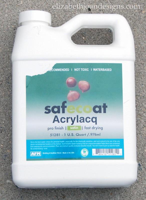 Food Safe Concrete Sealer