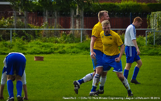 Cliffe FC 1 - 0 Rawcliffe 19Sept15