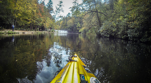 Cascade Lake and Hooker Falls-59